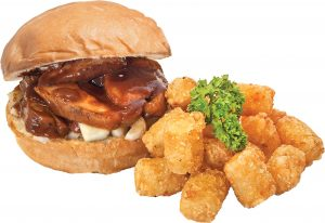 founders favorite bbq chicken sandwich